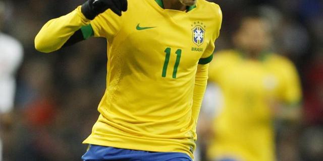 Barton vergelijkt Neymar met Justin Bieber