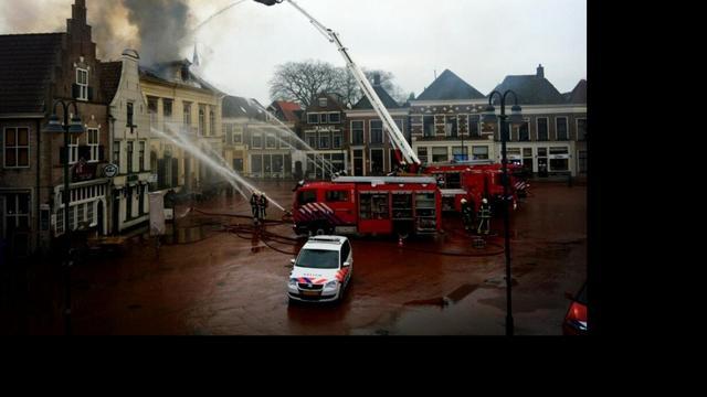 Centrum Steenwijk heeft weer stroom