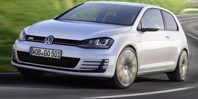 Volkswagen Golf GTI debuteert in Genève