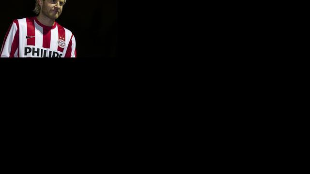 Geslaagde rentree Toivonen bij Jong PSV