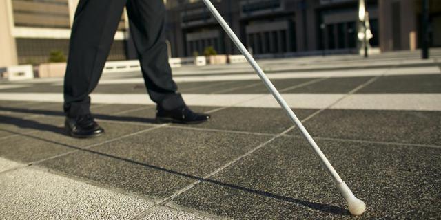 'Maak reizen in ov voor blinden makkelijker'