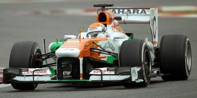 Sutil krijgt laatste stoeltje in Formule 1