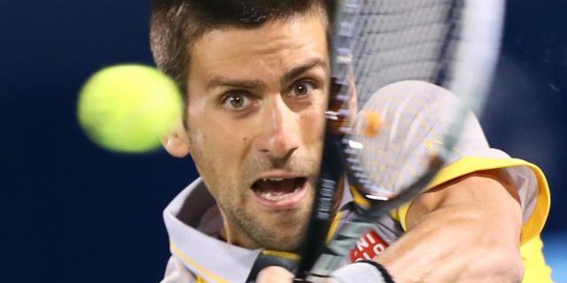 Djokovic via Seppi door in Dubai