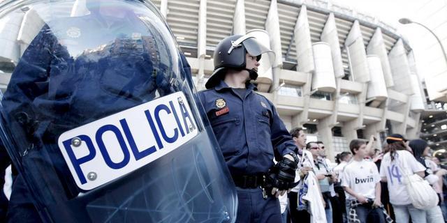 Servische hooligan opnieuw opgepakt