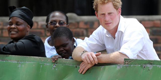 Prins Harry hoopt dat moeder Diana trots is