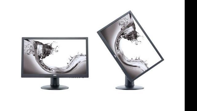 AOC lanceert flexibele ips-monitor van 23 inch