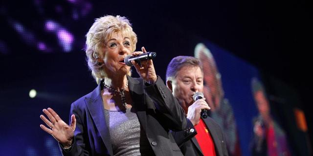 Jan Keizer en Anny Schilder kunnen geen afscheid nemen