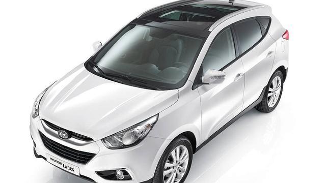 Hyundai vent met ix35 en i20