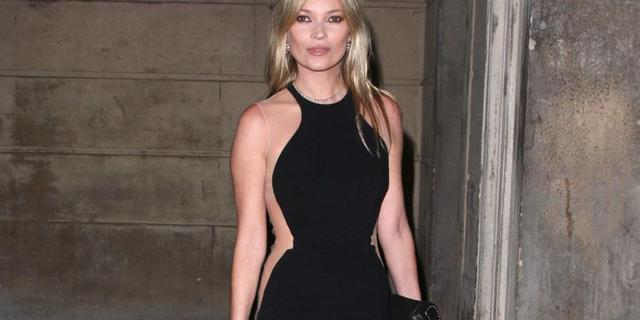 Kate Moss op cover Esquire