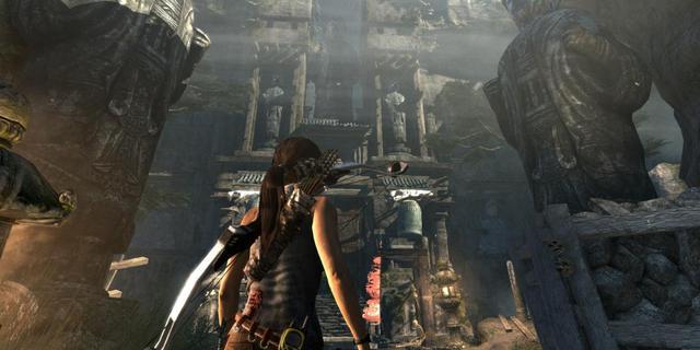 Rise of the Tomb Raider tijdelijk exclusief voor Xbox One