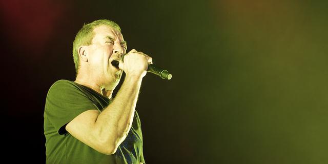 Deep Purple voor concert naar Nederland