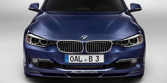 Alpina B3 Biturbo alternatief voor M3