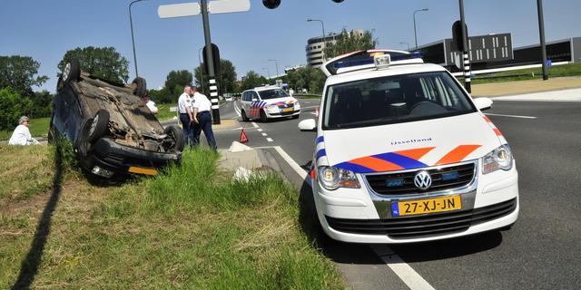 Utrechtse auto inbreker aangehouden op de A50