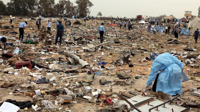 Monument slachtoffers vliegramp Tripoli komt in Nieuwegein