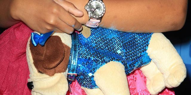 Quvenzhané Wallis maakt 'hondjestassen' populair