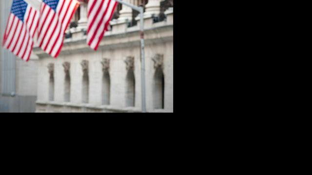 Voorzichtig stapje vooruit op Wall Street