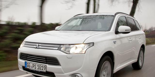 Problemen met Mitsubishi Outlander PHEV