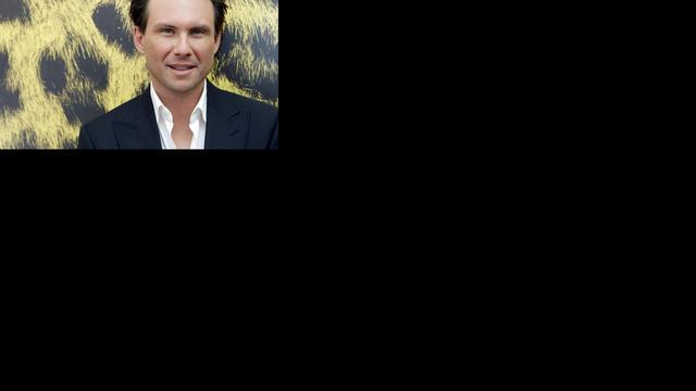 Christian Slater plant intieme bruiloft