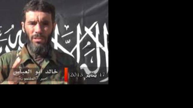 'Terroristenleider Mokhtar Belmokhtar niet dood'