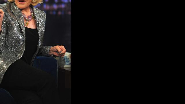 Lot Joan Rivers is nog altijd onzeker