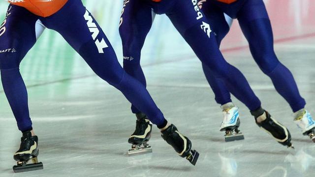 Nieuwe schaatstempel komt in Almere