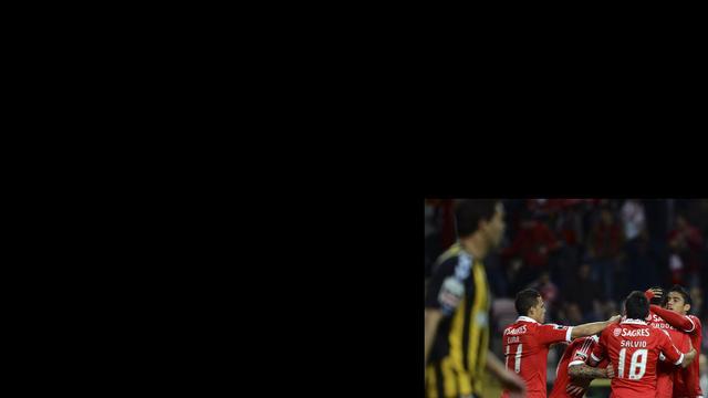 Benfica en Chelsea strijden om Europa League-winst
