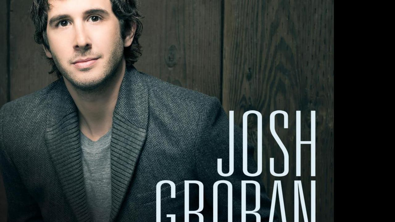 Josh groban teases he could be headed to broadway