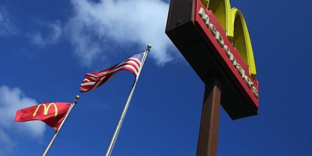 Fastfoodpersoneel VS staakt voor hoger loon