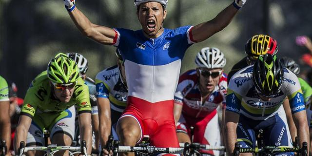 Bouhanni snelste in Val d'Ille Classic
