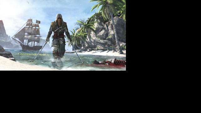 Trailer Assassin's Creed IV: Black Flag online gezet