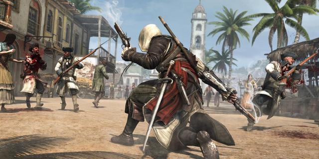 Ubisoft wil oude Egypte gebruiken voor Assassin's Creed
