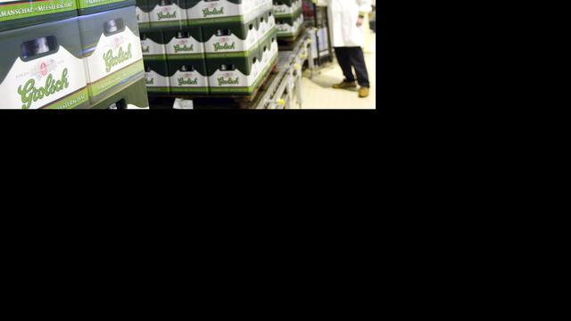 Man (31) opgepakt voor diefstal van 104 kratjes uit supermarkt Oosterhout