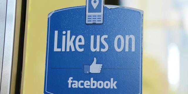 'Facebook-like ruim 170 dollar waard voor merken'