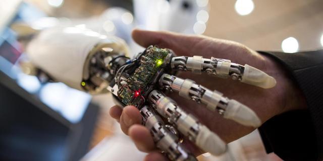 Toekomstvisie: Een kijkje in het robotlab van de Universiteit Twente
