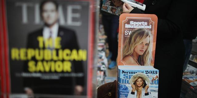 Time Warner splitst tijdschriften af