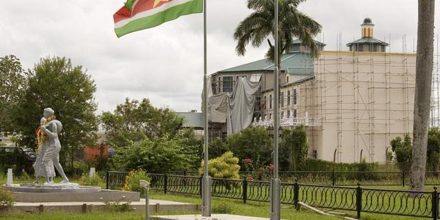 Bouterse ontslaat minister van Financiën