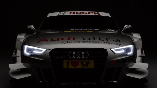 Nieuwe LED-techniek Audi
