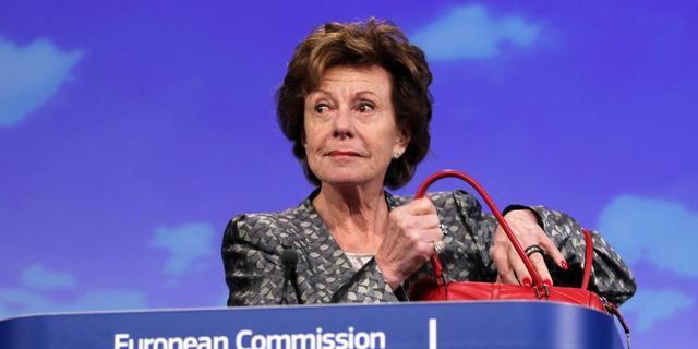 Kroes waarschuwt voor naïviteit rond spionage