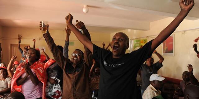 President Kenia roept bevolking op kalm te blijven