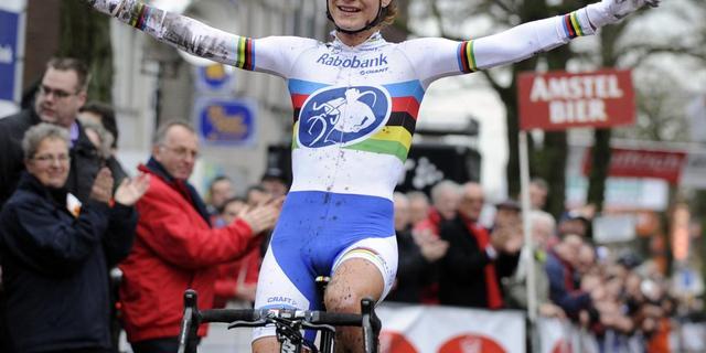 Vos zegeviert in Ronde van Vlaanderen