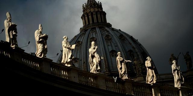 'Mensen binnen het Vaticaan betrapt op bezit kinderporno'