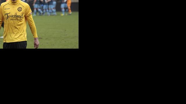 Roda JC biedt oude bekende Malki geen nieuw contract aan