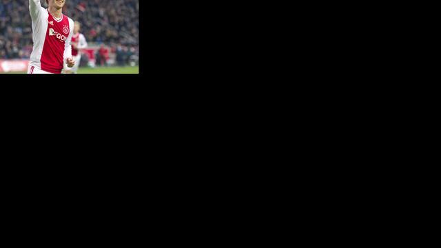 Eriksen sluit transfervrij vertrek bij Ajax uit