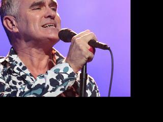Voormalig zanger The Smiths na gezondheidsproblemen terug op het podium