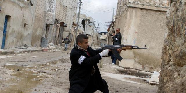 Nederlandse Rogier gaat strijden in Syrië
