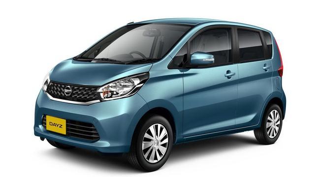 Nissan en Mitsubishi presenteren samen de kei-car