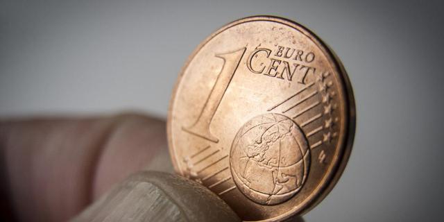 Ook België laat 1 en 2 eurocent vallen