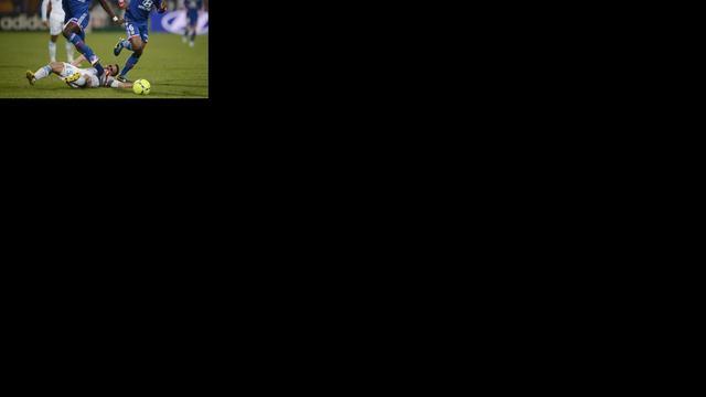 Lyon en Marseille doelpuntloos gelijk