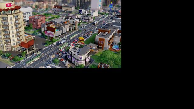 Cheetah-snelheid weer in SimCity