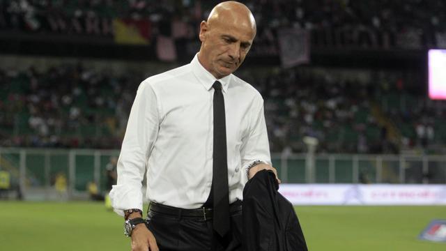 Palermo stelt wederom Sannino aan als trainer